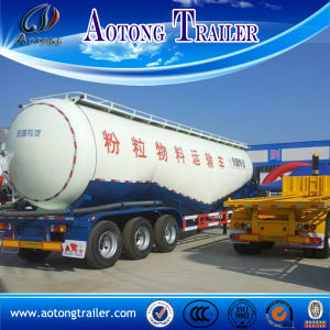 Dry Bulk Cement Powder Truck / Cement Tank Trailer for Sale pictures & photos