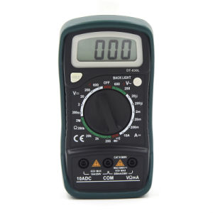 Mini Digital Multimeter Dt830L pictures & photos