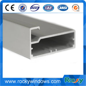 Rocky Cream White Aluminium Extrusion Profiles pictures & photos