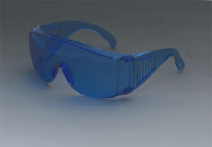 Safety Glasses (JK12002-Blue) pictures & photos