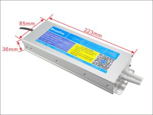200W Smallest Size Waterproof Switching Power Supply pictures & photos