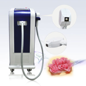 Pain Free 810 Nm Fast Permanent Diode Laser Hair Removal Machine Day SPA