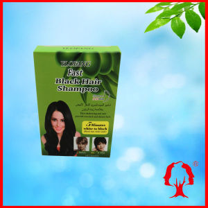 Fast Hair Black Shampoo/Hair Dye Cream 30ml/PCS