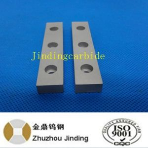 Tungsten Carbide Cutter with Three Holes pictures & photos