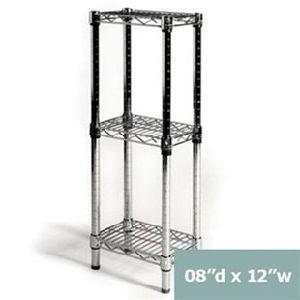 Bathroom Corner Stainless Steel Storage Rack (CJ303060B3C) pictures & photos