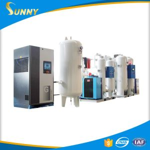Professional Medical Equipment Psa Oxygen Generating and Oxygen Cylinder Filling Machine pictures & photos