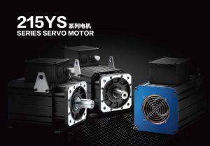 Permanent Magnet AC Servo Motor 215ysd15f, 215ysd17f, 215ysd20f pictures & photos