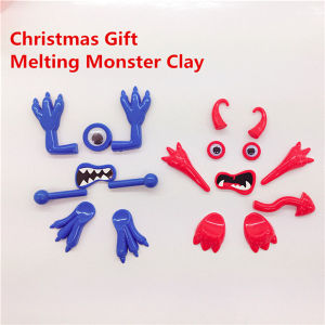 Melting Monster Snowman Magic Thinking Silicone Putty Clay pictures & photos