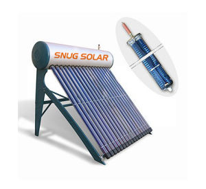 Vacuum Tube Compact Pressure Solar Water Heater in-35 Degree pictures & photos