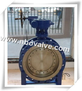 Multiplex Ring Metal-Sealing Butterfly Valve (D47H-300mm)