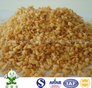 Hongsheng Fried Garlic Granules with High Quality