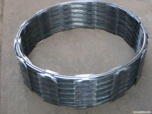 Hot-Dipped Galvanized Iron Razor Barbed Wire pictures & photos
