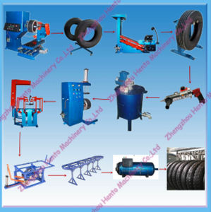 Hot Sale Tyre Retreading Machine With Factory Price pictures & photos