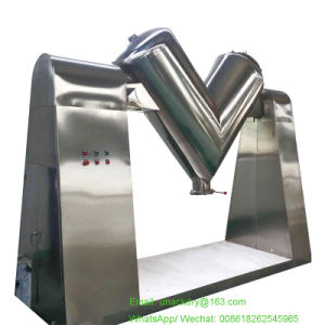 High Quality V Mixer for Powder Mixing pictures & photos