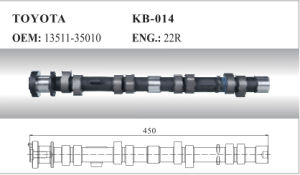 Auto Camshaft for Toyota (13511-35010) pictures & photos