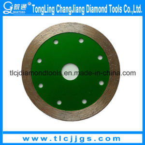Sintered Diamond Saw Blade for Wet Cutting pictures & photos