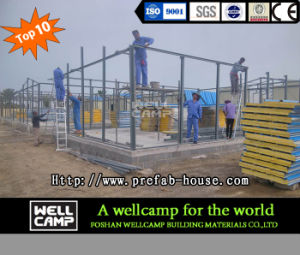 Customized Mobile Modular Prefabricated Labour Camp in Oman Project pictures & photos