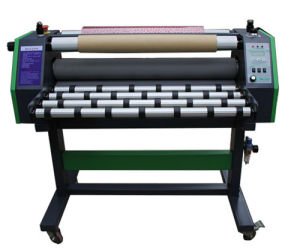 (MF850-B2) High Quality Pneumatic Flatbed Laminator pictures & photos
