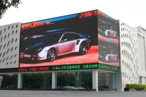 Outdoor Pitch 10mm LED Display Screen