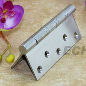 China Supplier 5′′*4′′*3mm SSS Stainless Steel Door Hinge