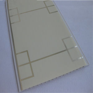 7*250mm Hot Stamping PVC Panel Ceiling Panel pictures & photos