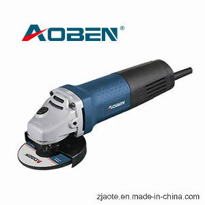 100/115mm 710W Professional Quality Electric Angle Grinder Power Tool (AT3102B) pictures & photos