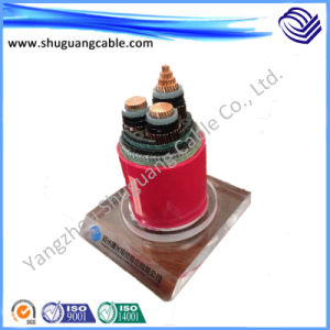 Mv/XLPE Insulated/Sw Screen/Non-Magnetic Armor/Power Cable pictures & photos