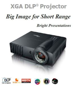 Short Throw Xga DLP Projector pictures & photos
