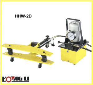 "1/2""-2"" Electric Pipe Bender/ Pipe Bending Machine (HHW-2D) pictures & photos"