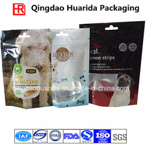 Resealable Doypack Plastic Packaging Bag for Pet Food pictures & photos