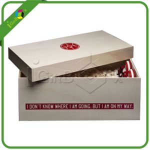 Paper Cardboard Packing Shoe Box pictures & photos