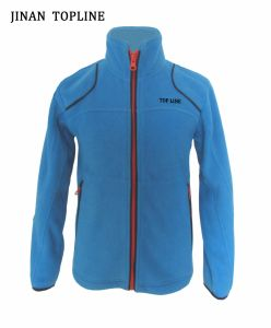 Children Micro Fleece Casual Jacket Sports Wear pictures & photos