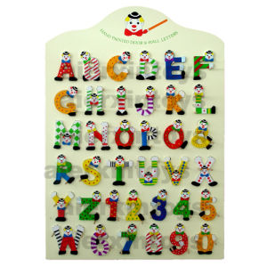 Wooden Alphabets & Numbers with Hand Painting (81461 & 81462) pictures & photos