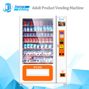 Locational Convenience Adult Supplies Self-Help Vending Machine pictures & photos