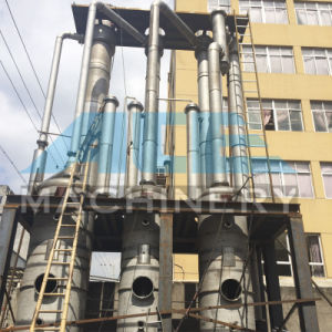Triple Effect Falling-Film Vacuum Evaporator (ACE-ZFQ-U8) pictures & photos