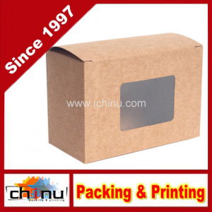 Corrugated Box with Window (1115) pictures & photos