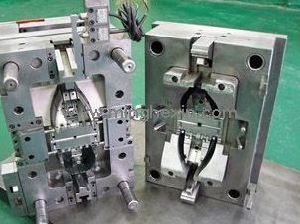 Plastic Injection Molding with ISO SGS