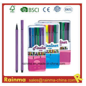 Water Color Pen 12 PCS in PP Box pictures & photos