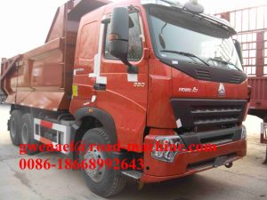 Sinotruck HOWO 10 Wheels 6X4 Dump Truck/Tipper/ Dumper, 375HP, Rhd/LHD, Euro III, U Shape for Vietnam