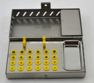 M150*90 Dental Autoclavable Instrument Cassette pictures & photos