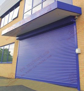 American Standard Fire Rated Roller Shutter Door (BH-SD19) pictures & photos
