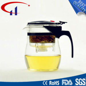 Handmade High-Quanlity Best-Sell Borosilicate Glass Teapot (CHT8115) pictures & photos