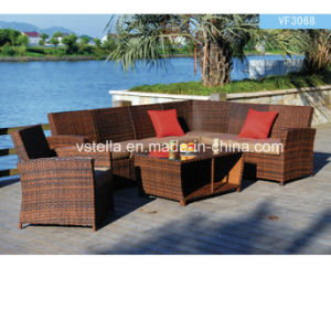 All Weather Garden Rattan Sofa Suite