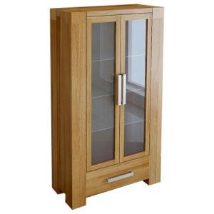 Solid Wood Furniture-2 Door Wardrobe