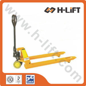 PT-Df Type Hydraulic Pallet Truck / Manual Pallet Truck pictures & photos