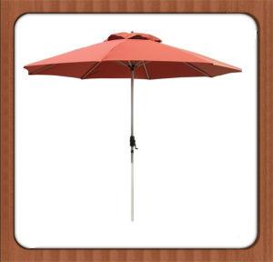 2.7m Patio Umbrella Outdoor Parasol (BR-GU-12) pictures & photos