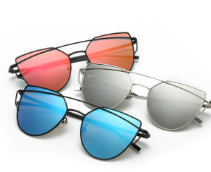 Fashion Metal Colorful Available Men Women Sunglasses pictures & photos
