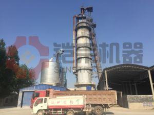 Professional 50- 500 Tpd Vertical Shaft Lime Kiln Manufacturer