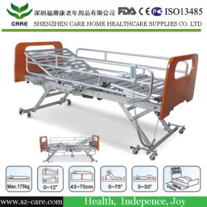 Care Hospital Electric Patient Bed pictures & photos