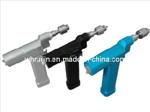 ND-2011 Silvery Surgical Battery Operated Orthopedic Cannulated Drill pictures & photos